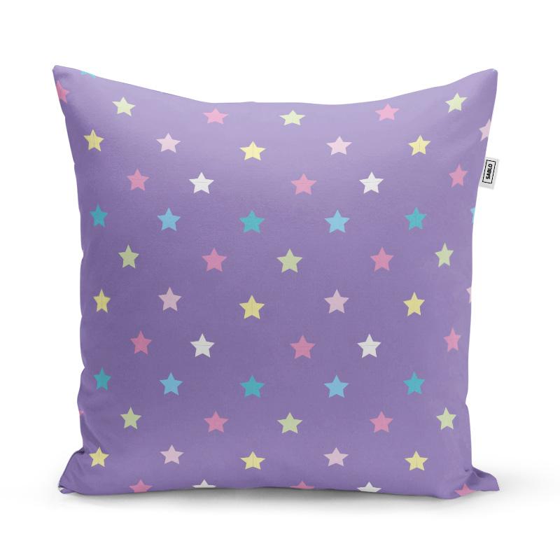 Hvězdy na fialové