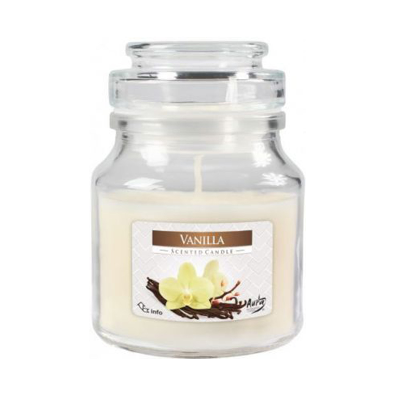 Vonná svíčka v dóze - vanilka