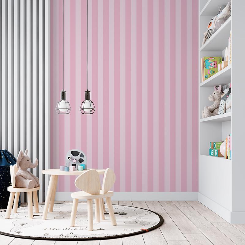 Růžové pruhy