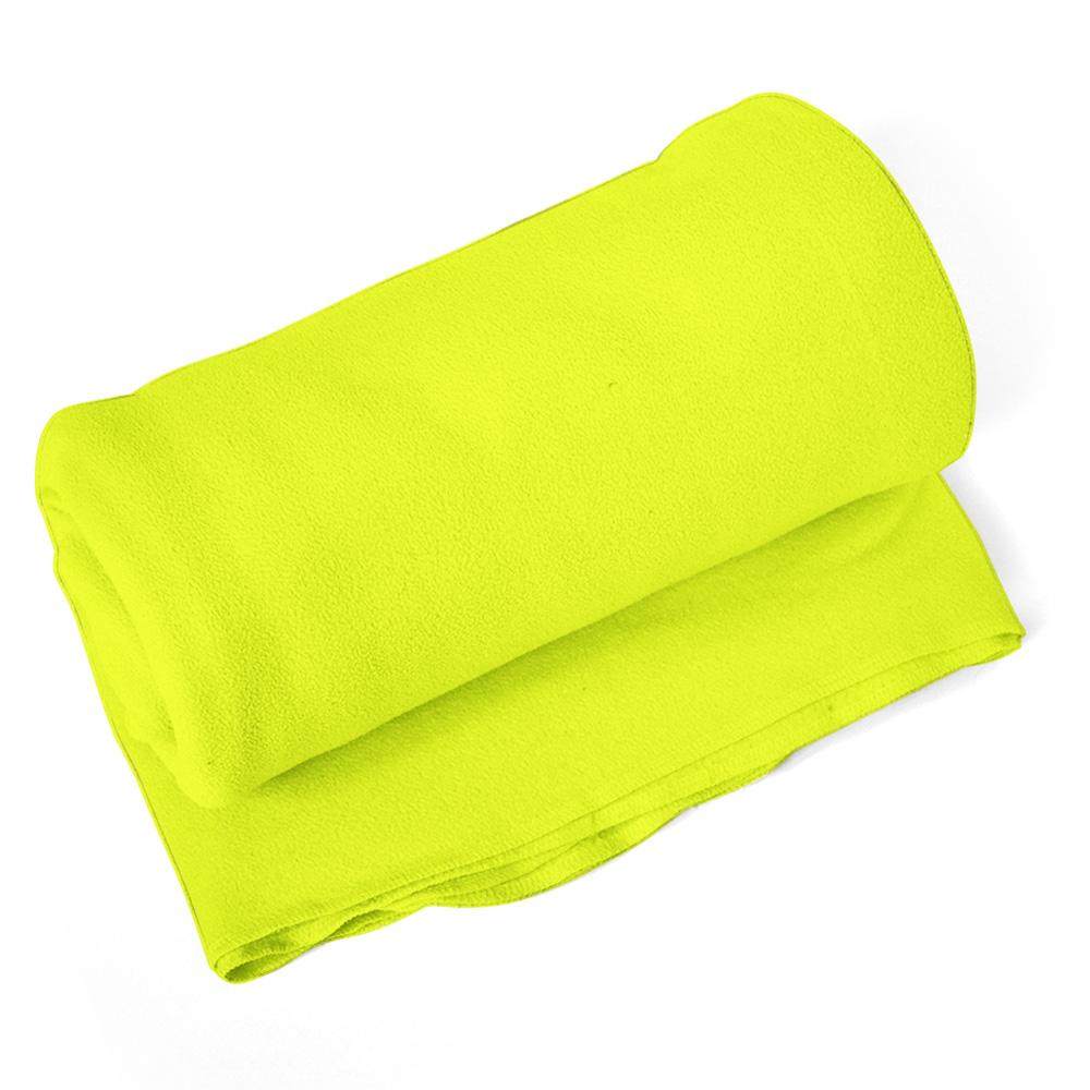 Neonová žlutá