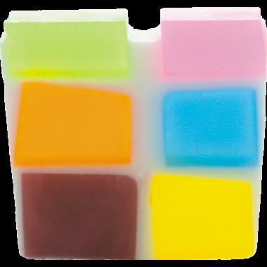 Glycerinové mýdlo Pozdrav z ráje