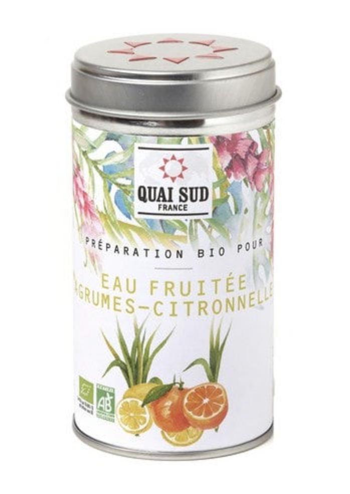 Mix pro připravu vody - organické citrusy