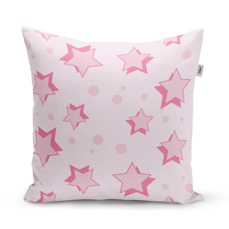 Růžové hvězdičky