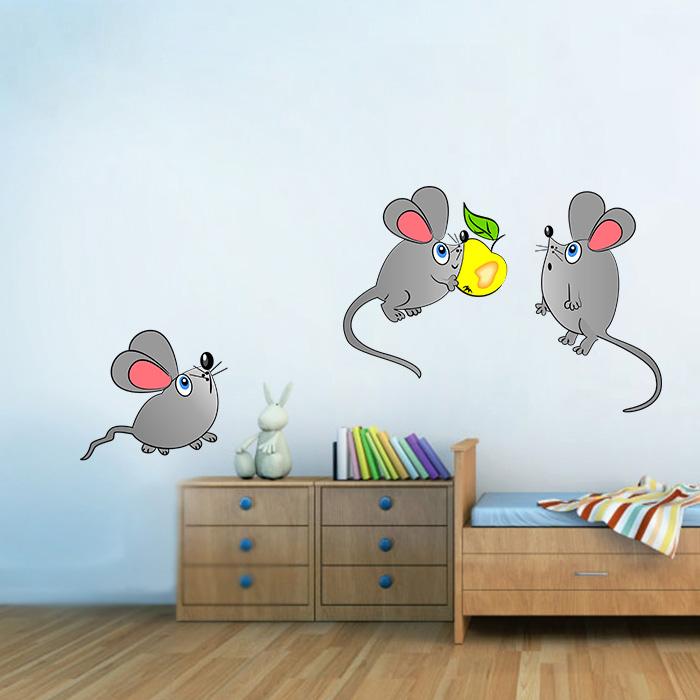 Myšky 4ks