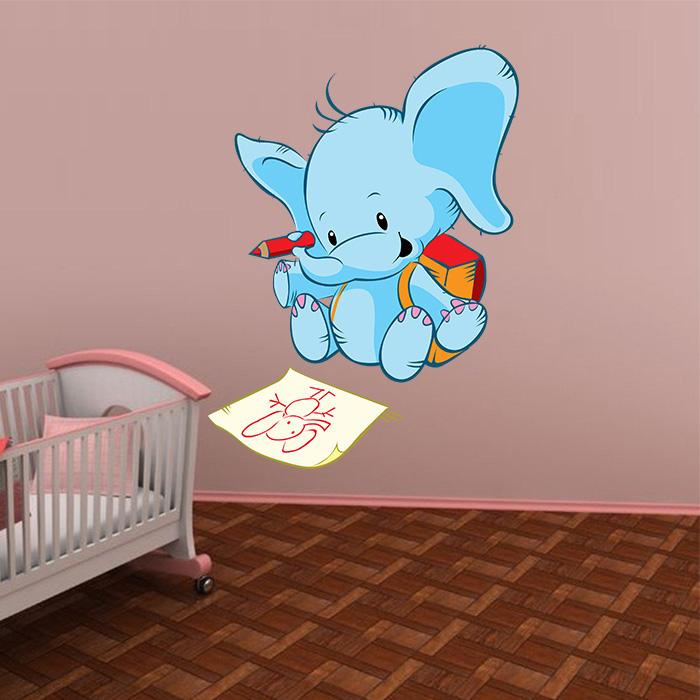 Kreslící slon