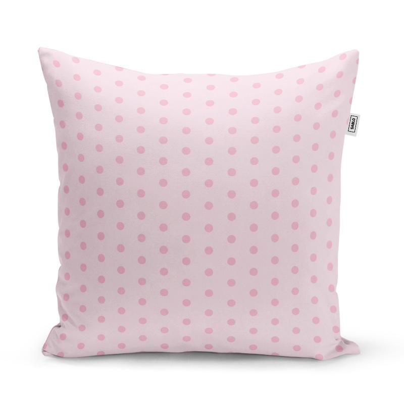 Růžové puntíky