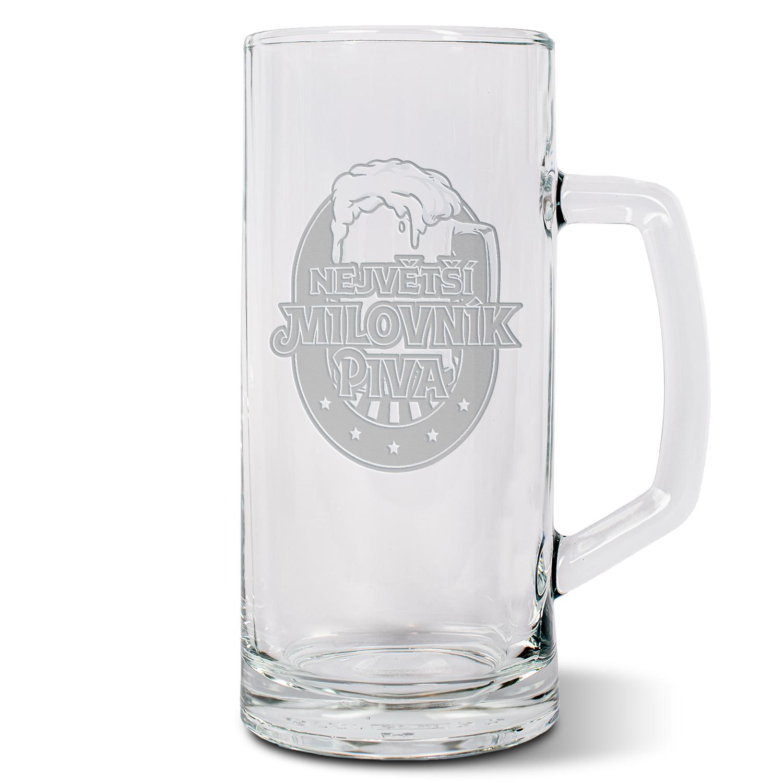 Největší milovník piva