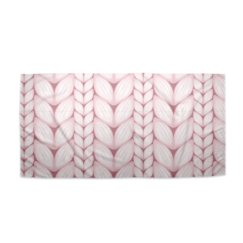 Starorůžové pletení