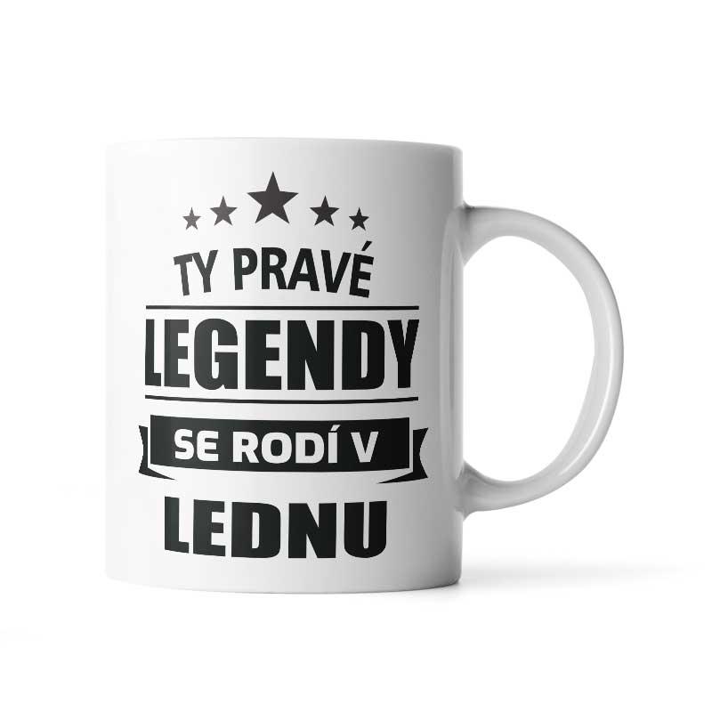 Ty pravé legendy se rodí v lednu