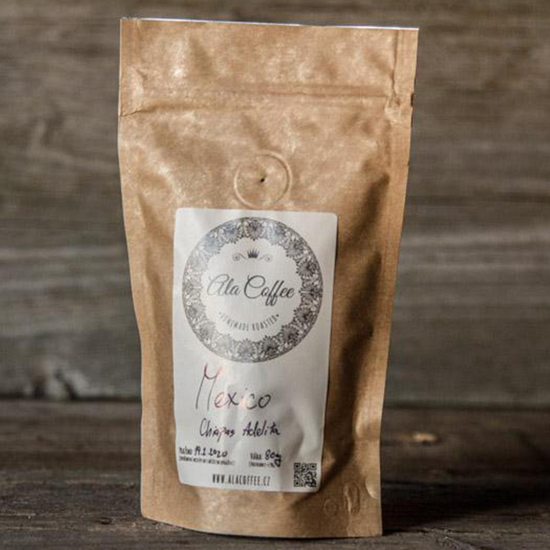 Káva - Mexico - Chiapas Adelita