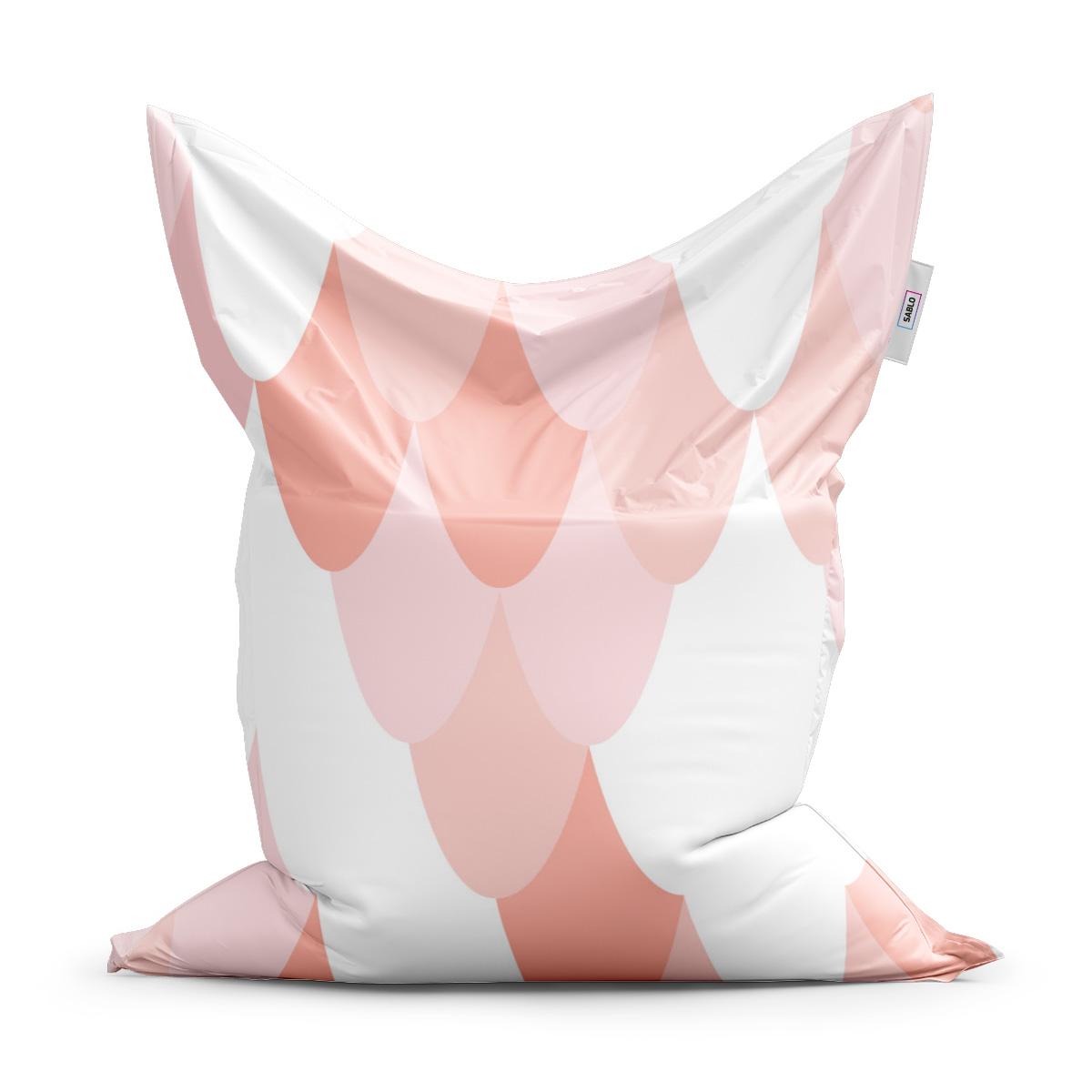 Růžové obloučky