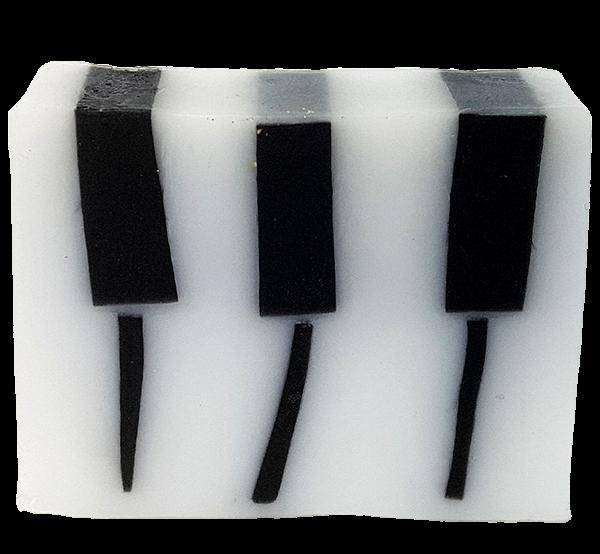 Glycerinové mýdlo Piano