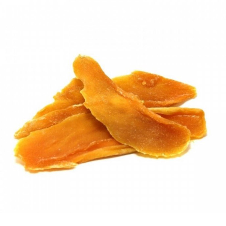 Mango plátky bez přidaného cukru
