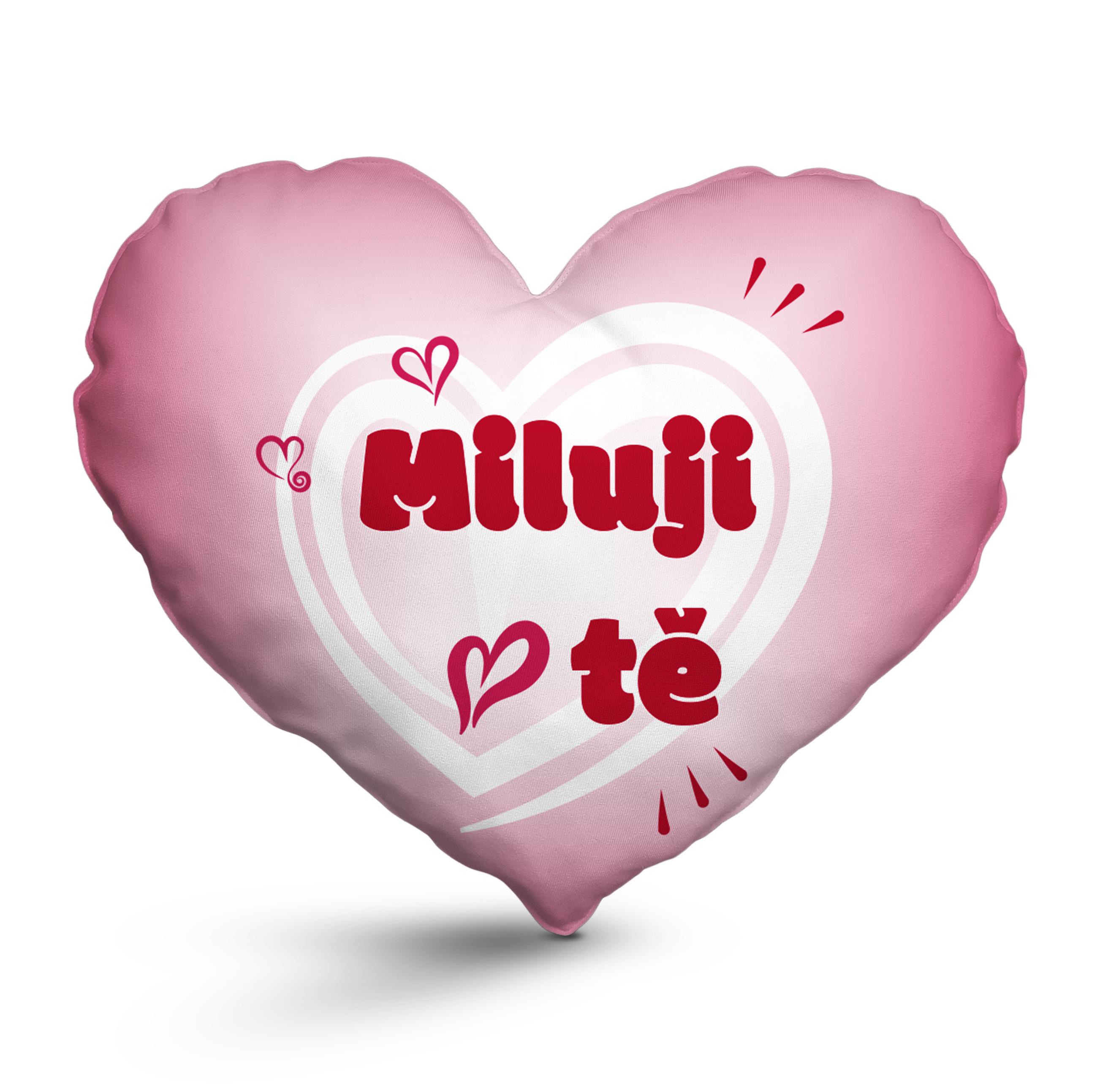 Miluji tě srdce