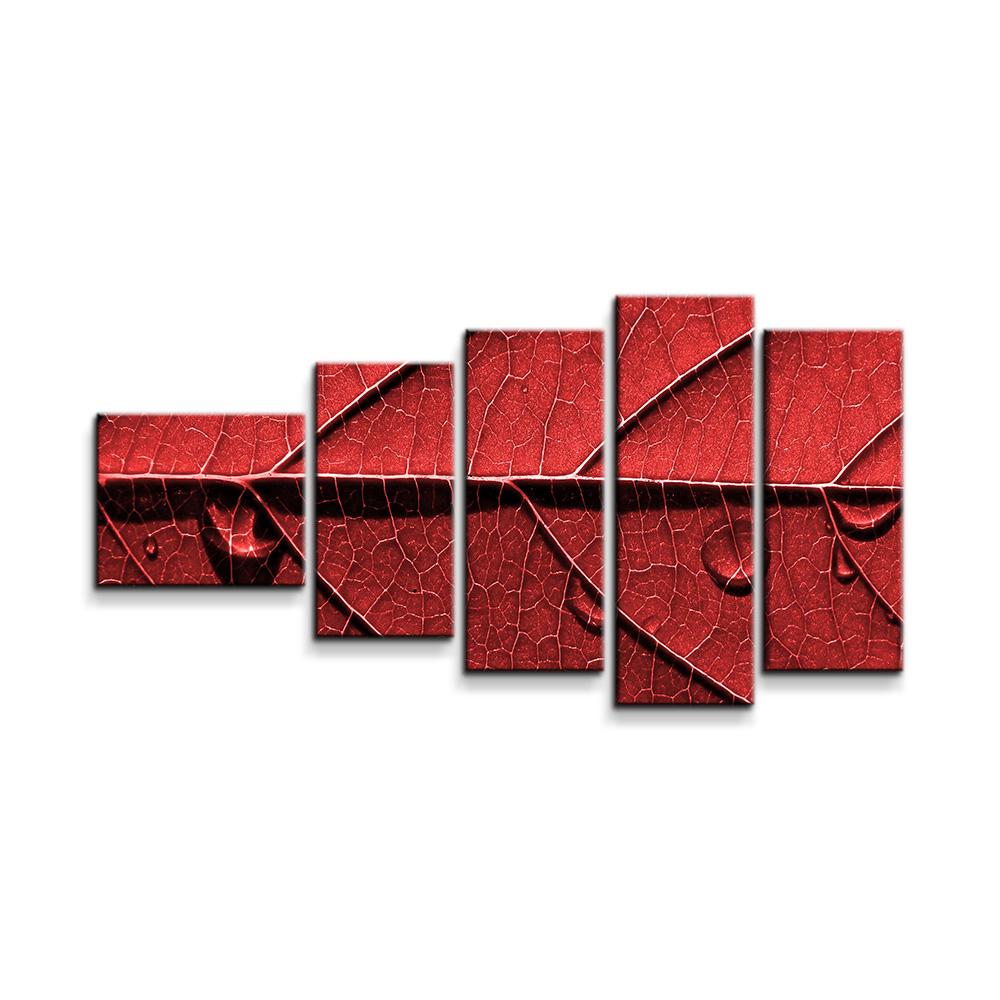 Červený list