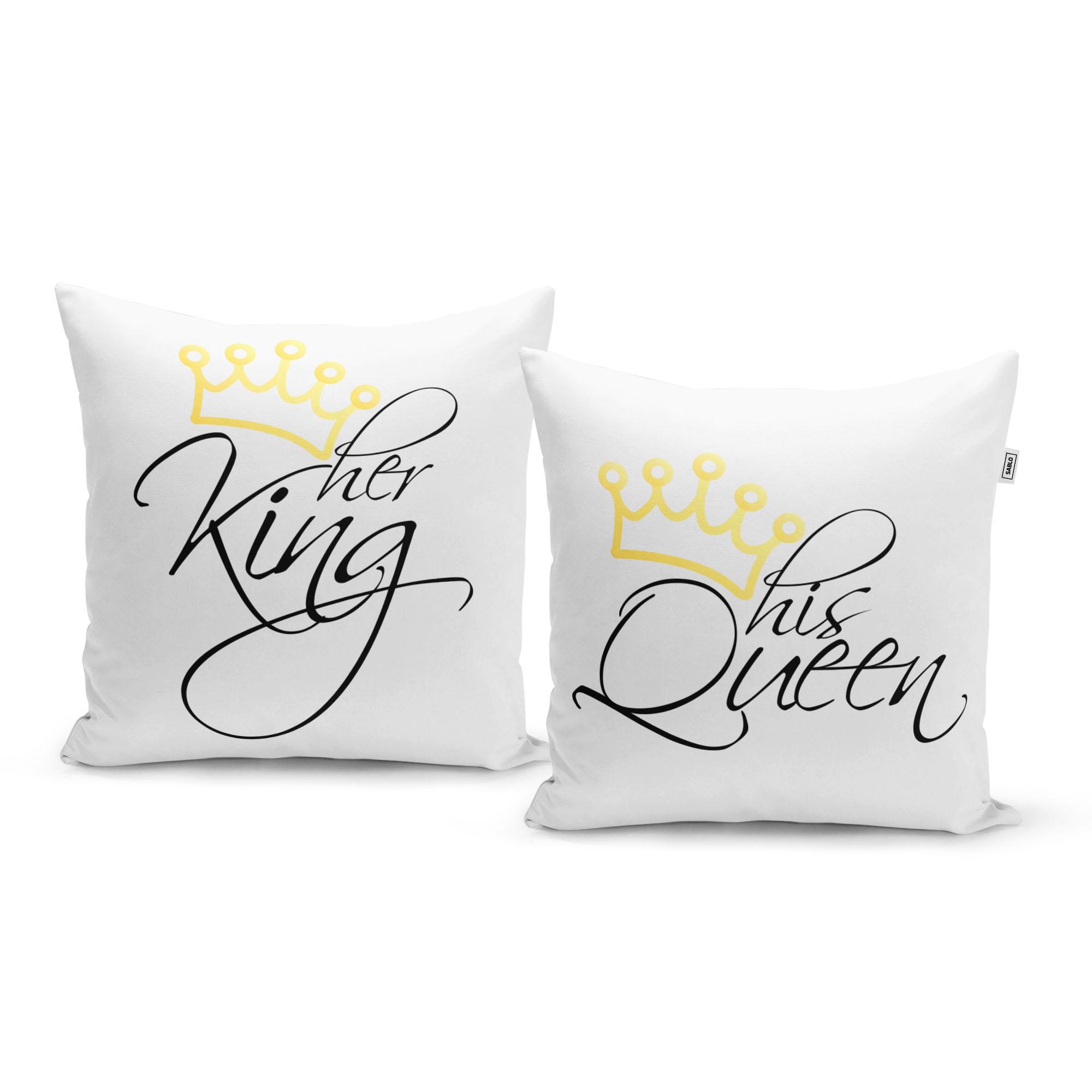 her King, his Queen