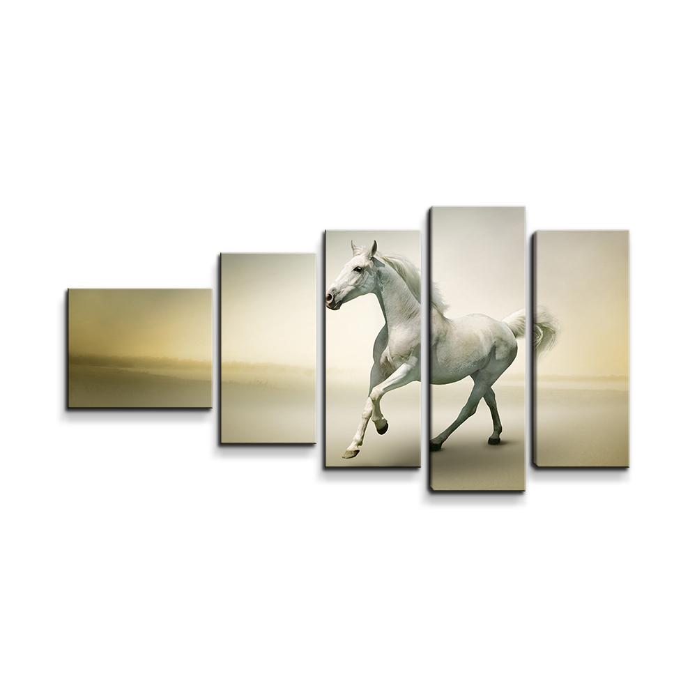 Bílý kůň 2