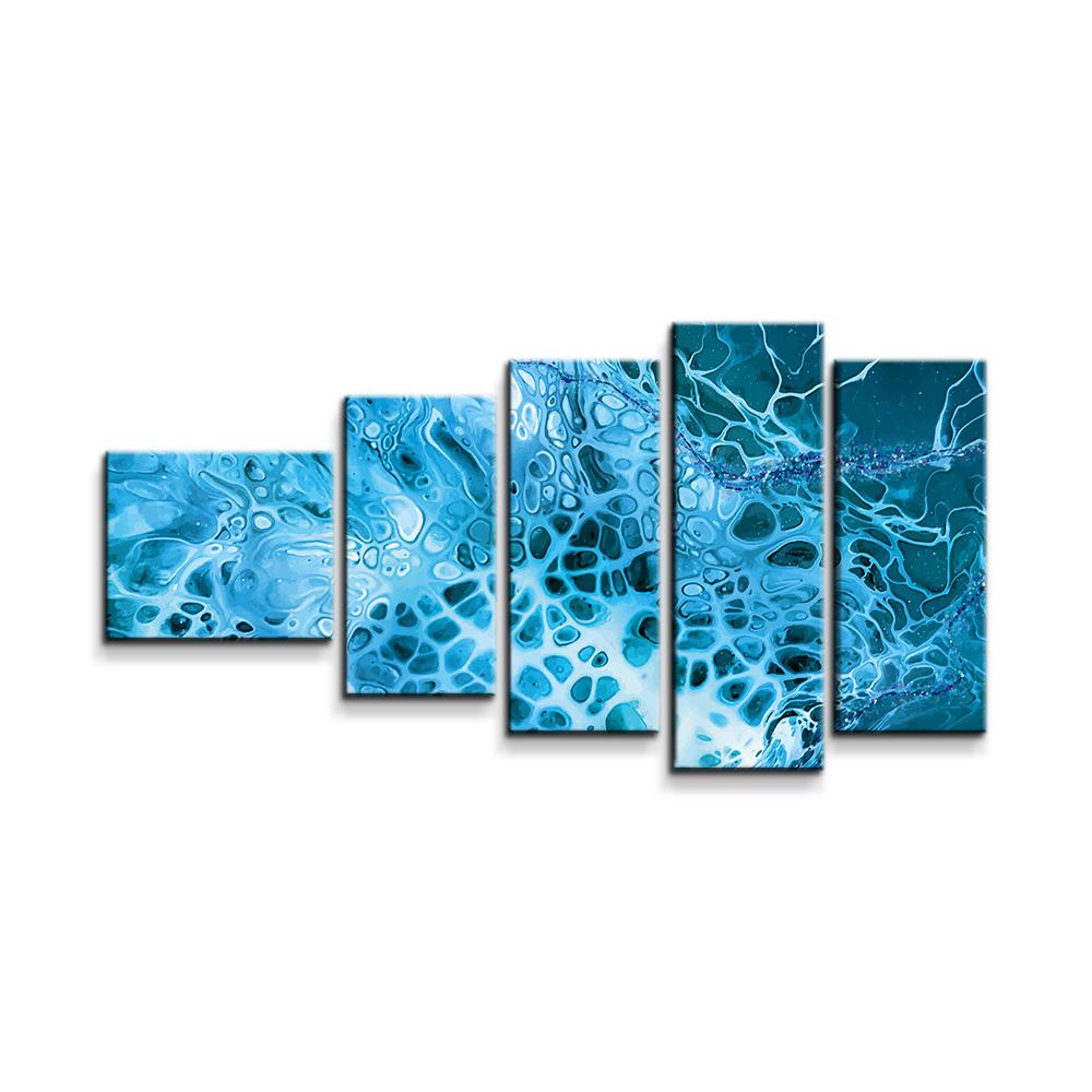 Magická modrá