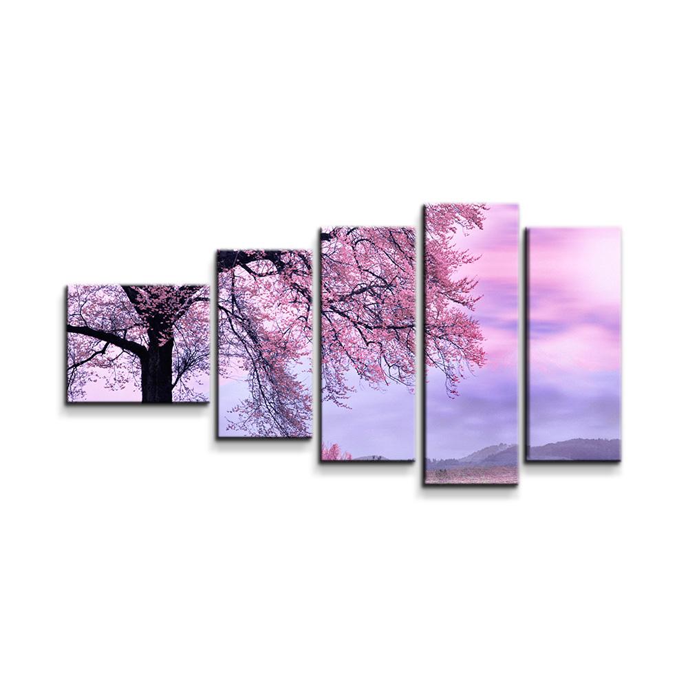 Růžový strom