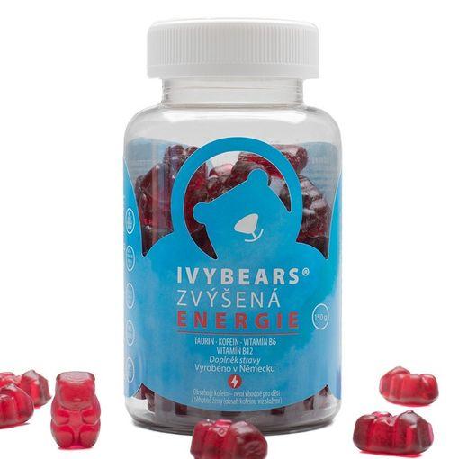 IVY Bears zvýšená energie