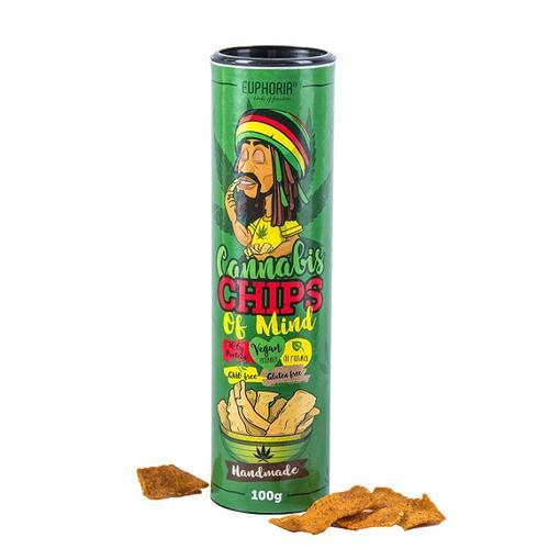 Cannabis chips