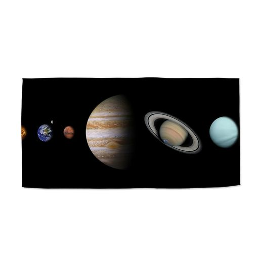 Planety a slunce