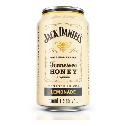 Jack Daniel's Honey Lemonade