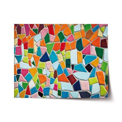 Barevná mozaika