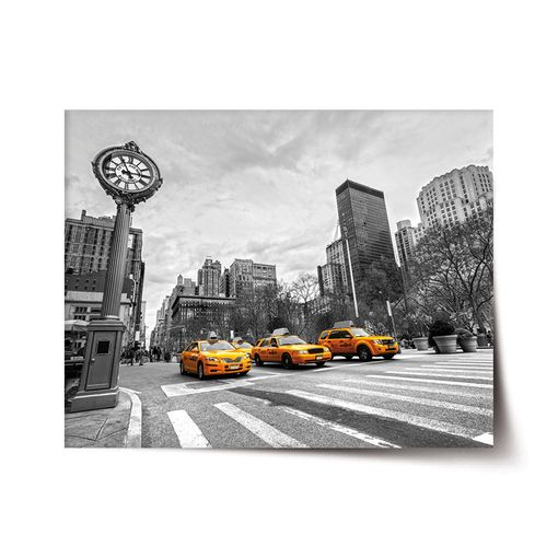 Žluté taxiky