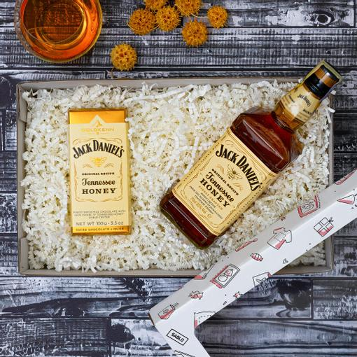 Jack Daniel's double Honey