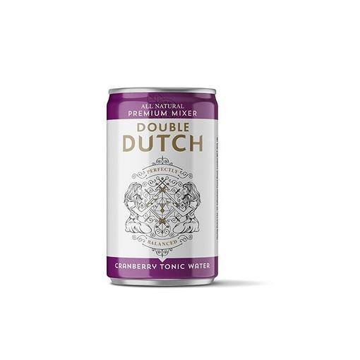 Double Dutch - Tonic s příchutí brusinky