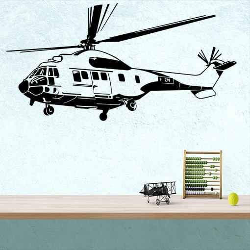Vojenský vrtulník 2
