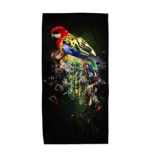 Barevný papoušek