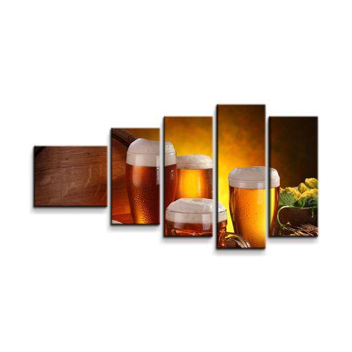 Krýgly s pivem