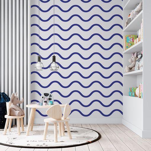 Modré vlnky