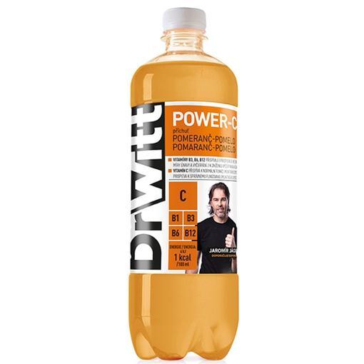 DrWitt 0,75l Power-C Pomeranč+Pomelo