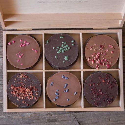 Mandala Box - luxusní dřevěný box