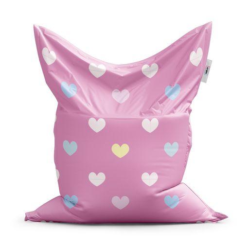 Srdce na růžové