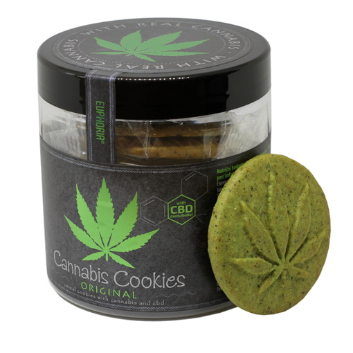 Cannabis cookies - Original