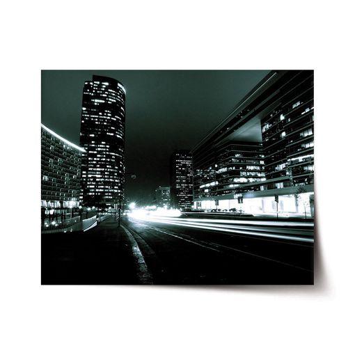 Noční ulice