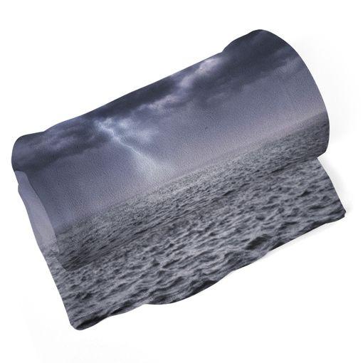 Bouře nad mořem