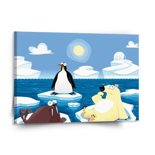 Lední zvířátka