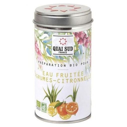 Mix pro přípravu organické citrusové vody
