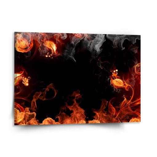 Červený oheň