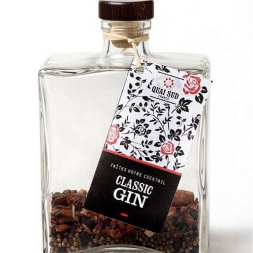 Organický Gin - koktejlová směs
