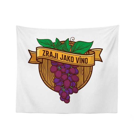 Zraji jako víno