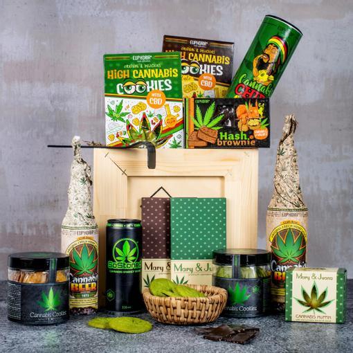Dárková bedna cannabis