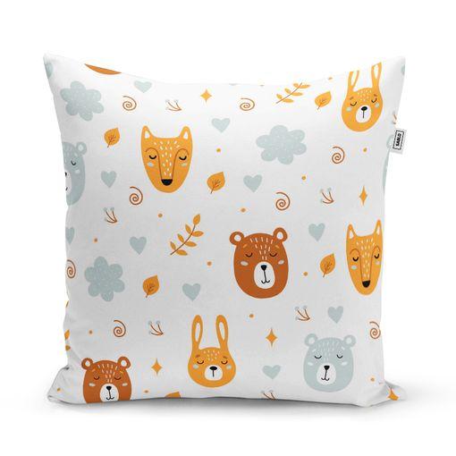 Medvěd a liška