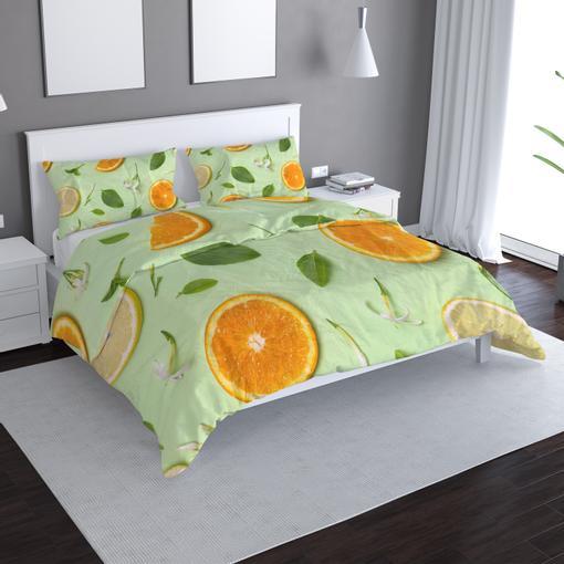 Citrus a květ