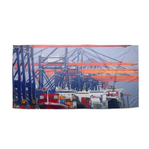 Lodě v přístavu